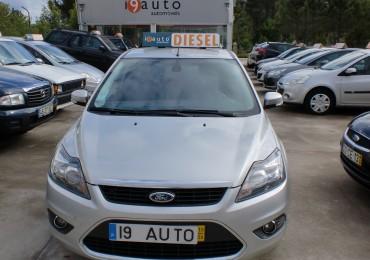 Ford Focus 1.6 TDCI Tittanium
