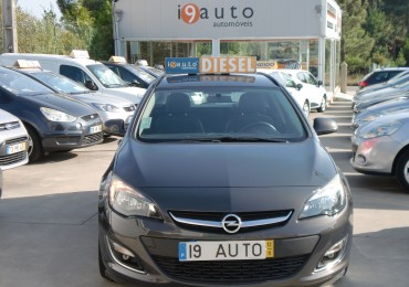 Opel Astra-J
