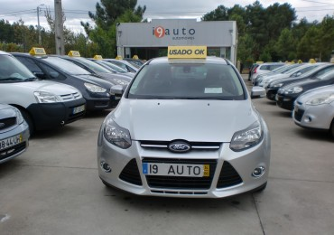Ford Focus Station Econectic