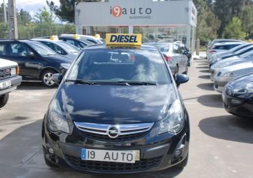 Opel Corsa-D CDTI Enjoy