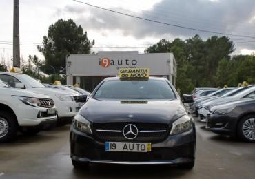 Mercedes-Benz A180d Cdi B.E.