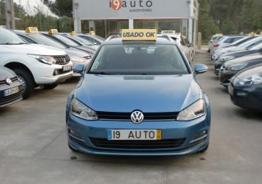 Volkswagen Golf VII Variant Tdi GPS Edition