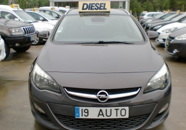 Opel  Astra-J ST 1.3 CDTI Executive