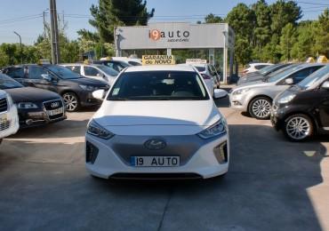 Hyundai Ionic 100% Elétrico