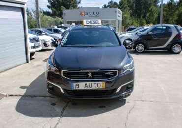 Peugeot 508 SW 1.6 BlueHdi NACIONAL