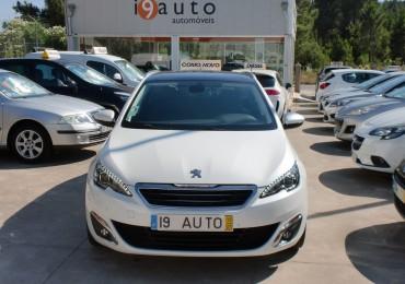 Peugeot 308 SW 1.6 BlueHdi Allure