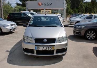 Fiat Punto SportVan 1.3 Multijet 2. Lugares
