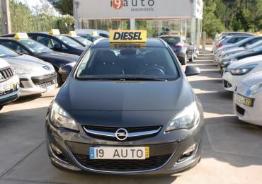 Opel Astra-J SW 1.3 Cdti Ecoflex