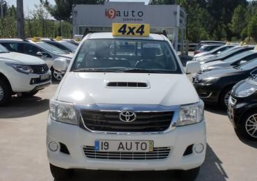 Toyota Hilux 2.5 D-4D 4WD CS AC