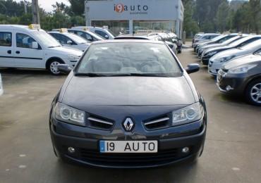 Renault Mégane 1.5 Dci KARMAM Edition (Cabrio)