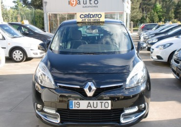 Renault Grand Scénic 1.5 Dci Dinamique